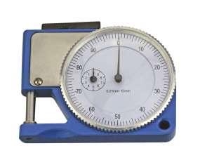 Dicken-Messgerät (0-10 mm), Tellergröße ø 5,5 mm