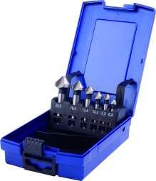 HSS-Co-STANDARD-Kegelsenker 90° DIN 335 Form C ,blanke, cobaltlegiert