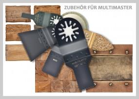 Insider Wissen I - Universal-Sägeblätter - Zubehör für Multimaster-System