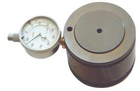 Z-Achsen-Einstellgerät, mit oder ohne Magnet ø 58 x 50 mm