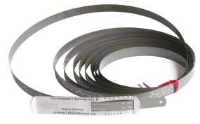 Umfangbandmaß aus rostfreiem Stahl, DIN 2768 m, für Durchmesser von 20-300 mm bis 20-3600 mm