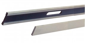 Präzisions-Stahllineale, DIN 874/Blatt 1 GG1, mit Werksprüfzertifikat, 500 - 1000 mm