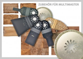 Diamant-Sägeblatt für Multimaster-System - Insider Wissen III