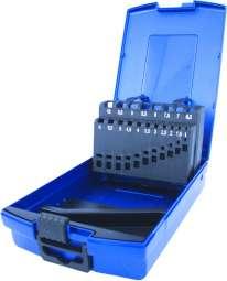 PROFI-Rose-Kunststoffkassette blau, leer