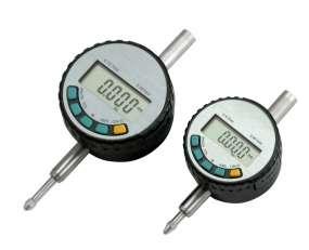 Digital-Messuhr, 0,001 mm Ablesung, ABS, drehbar, (6,5-12,7 mm)