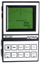 Anzeigegerät für Induktiv-Messtaster, Messbereich ± 2 mm