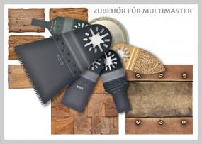 Holz-Sägeblätter für Multimaster-System - Insider Wissen II