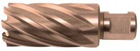Kernbohrer HSS-CO Kernlochbohrer, kurz 30 mm, 8% cobalt legiert, mit 3/4